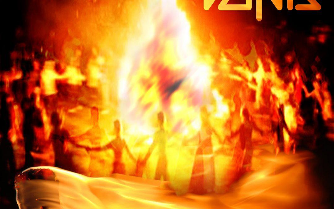 """Duna presenta """"La luz del fuego"""" tercer tema de su próximo disco."""