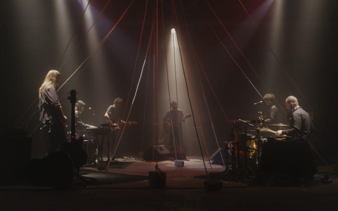 """Eté & Los Problems estrena """"Máquina del Tiempo"""", adelanto de 'MUDAR ' nuevo EP de la banda."""