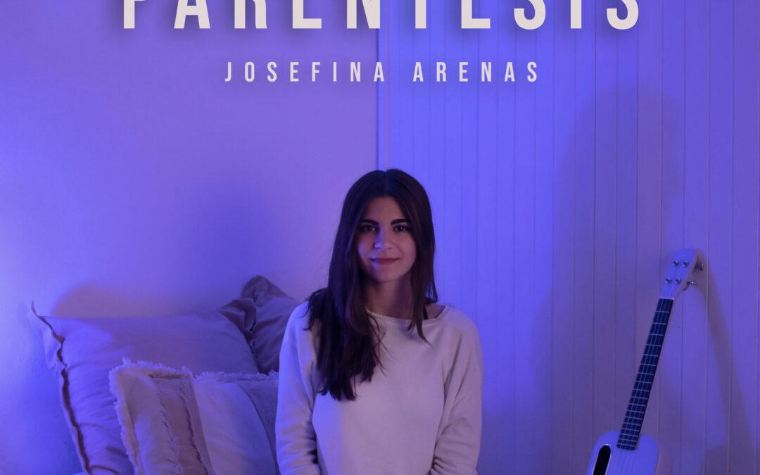 "Josefina Arenas presenta ""Paréntesis"""