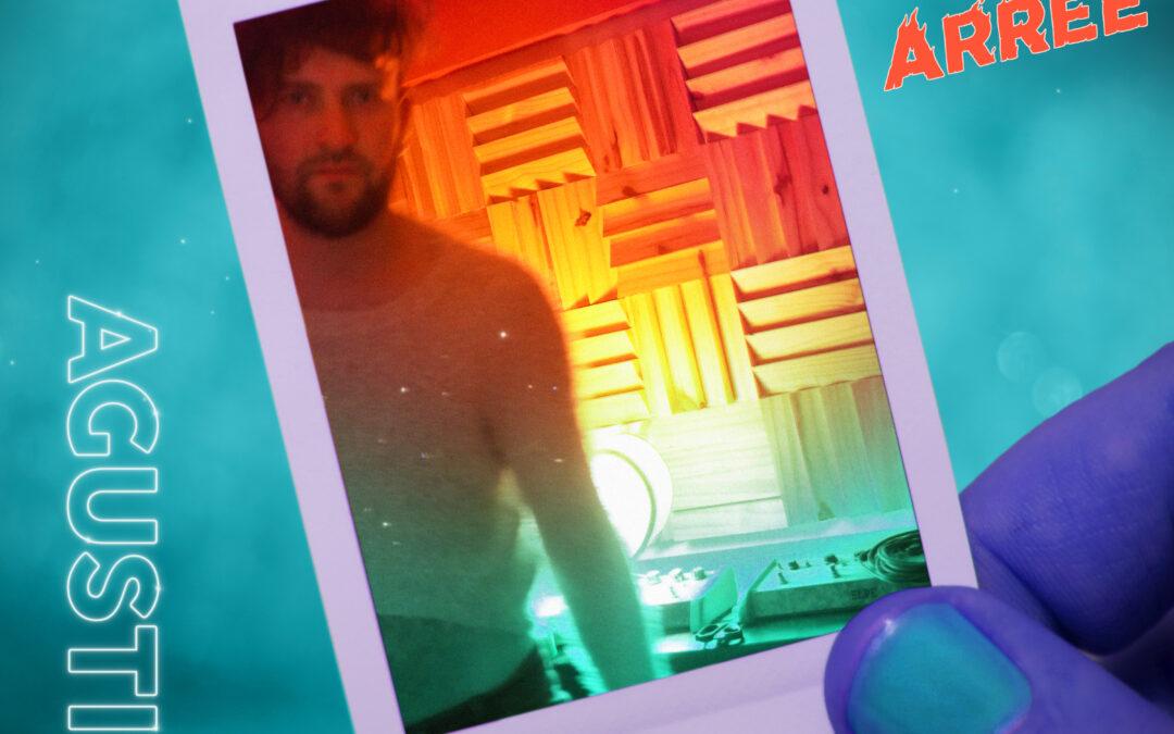 """Agustine presenta  su disco """"Esto está que arree"""""""