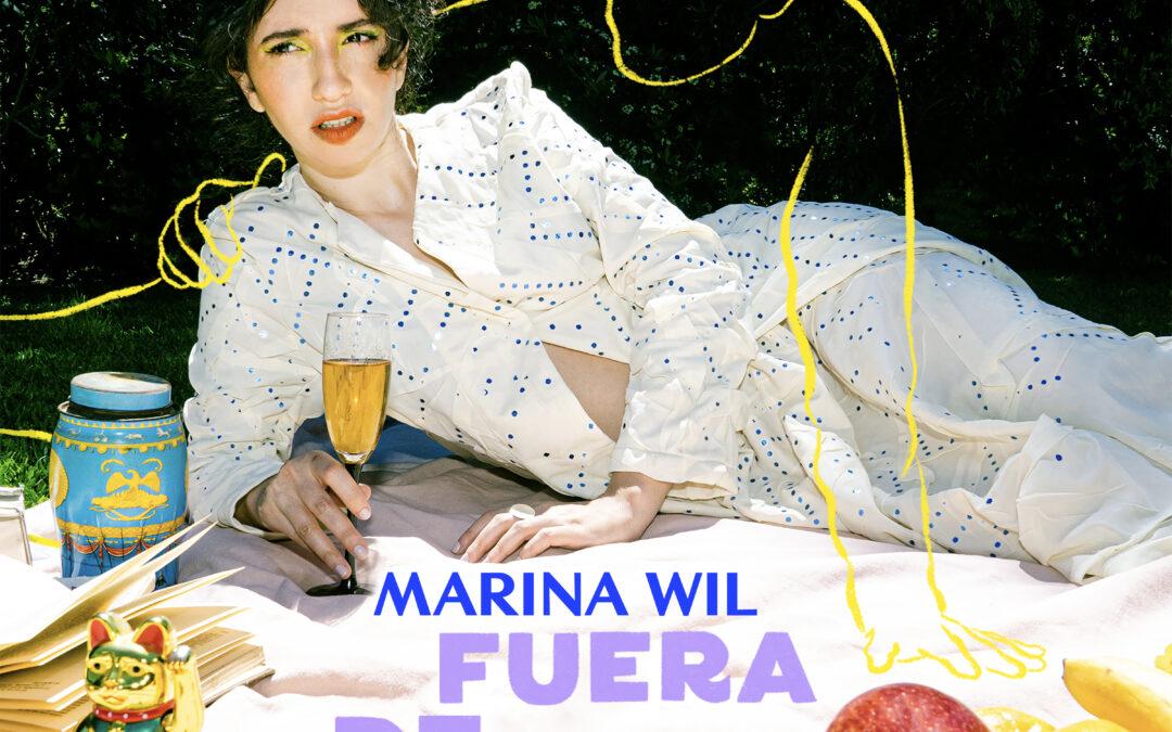 """Marina Wil presenta """"Fuera de mi lugar"""" su segundo sencillo."""