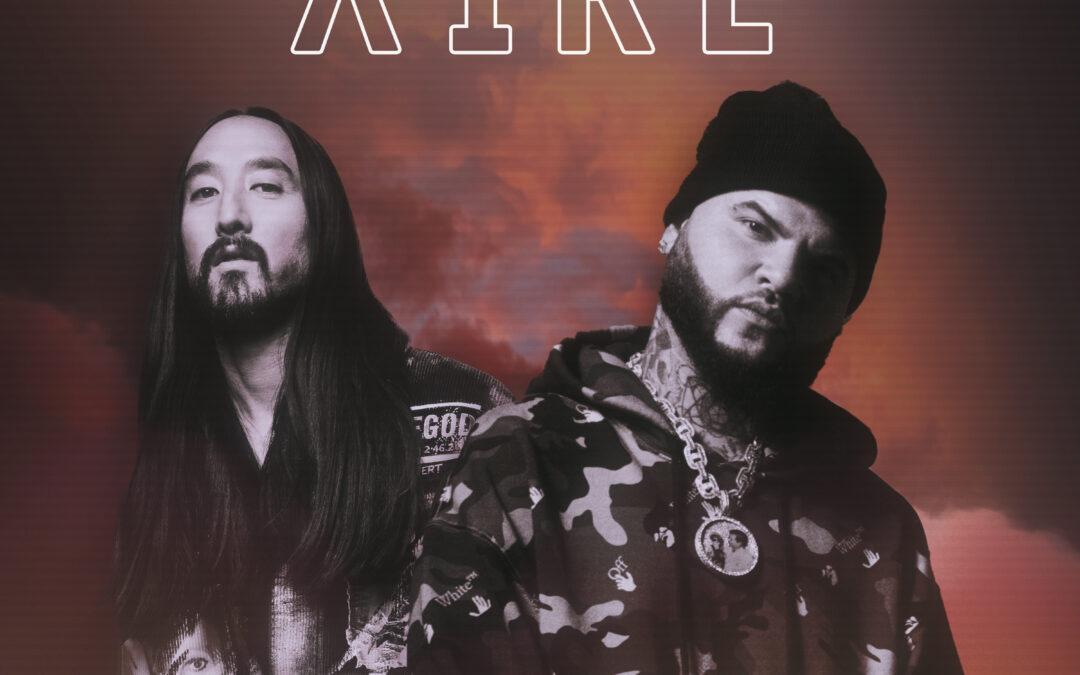 """Steve Aoki une fuerzas con Farruko en el single """"Aire"""""""