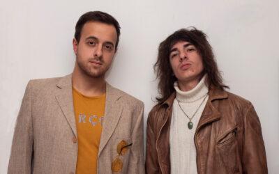 Brian y Camilo